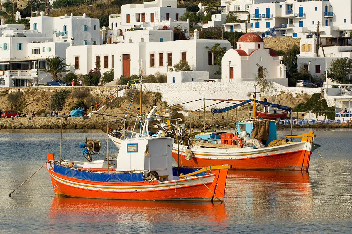 Mykonos Afternoon