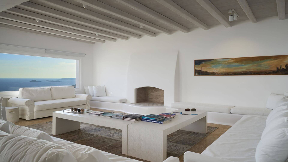 mykonos unique interiors villas