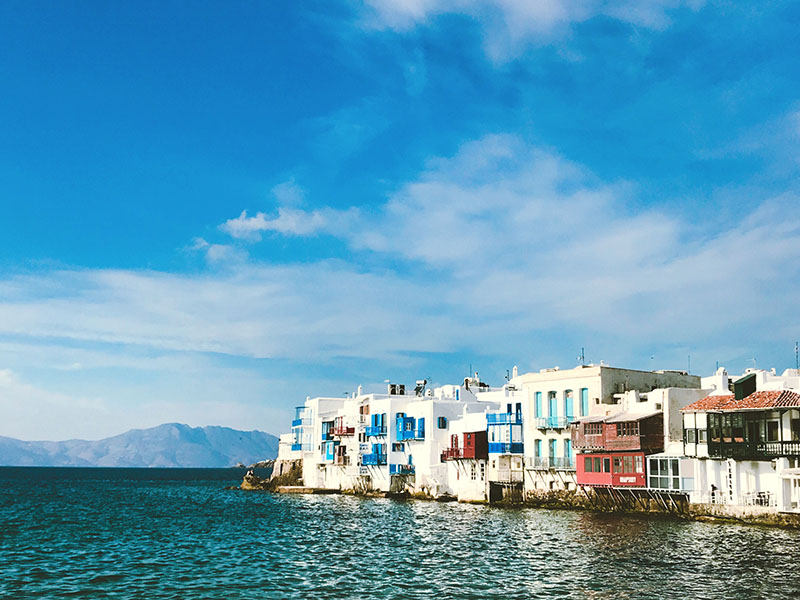 Welcome to Mykonos, Little Venice